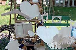 Kreative Bastelartikel Zum Basteln Aus Holz